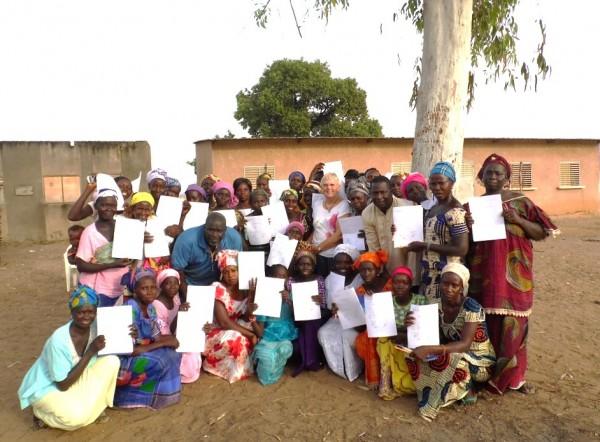 Mission Comptable pour le Groupement féminin de BANY