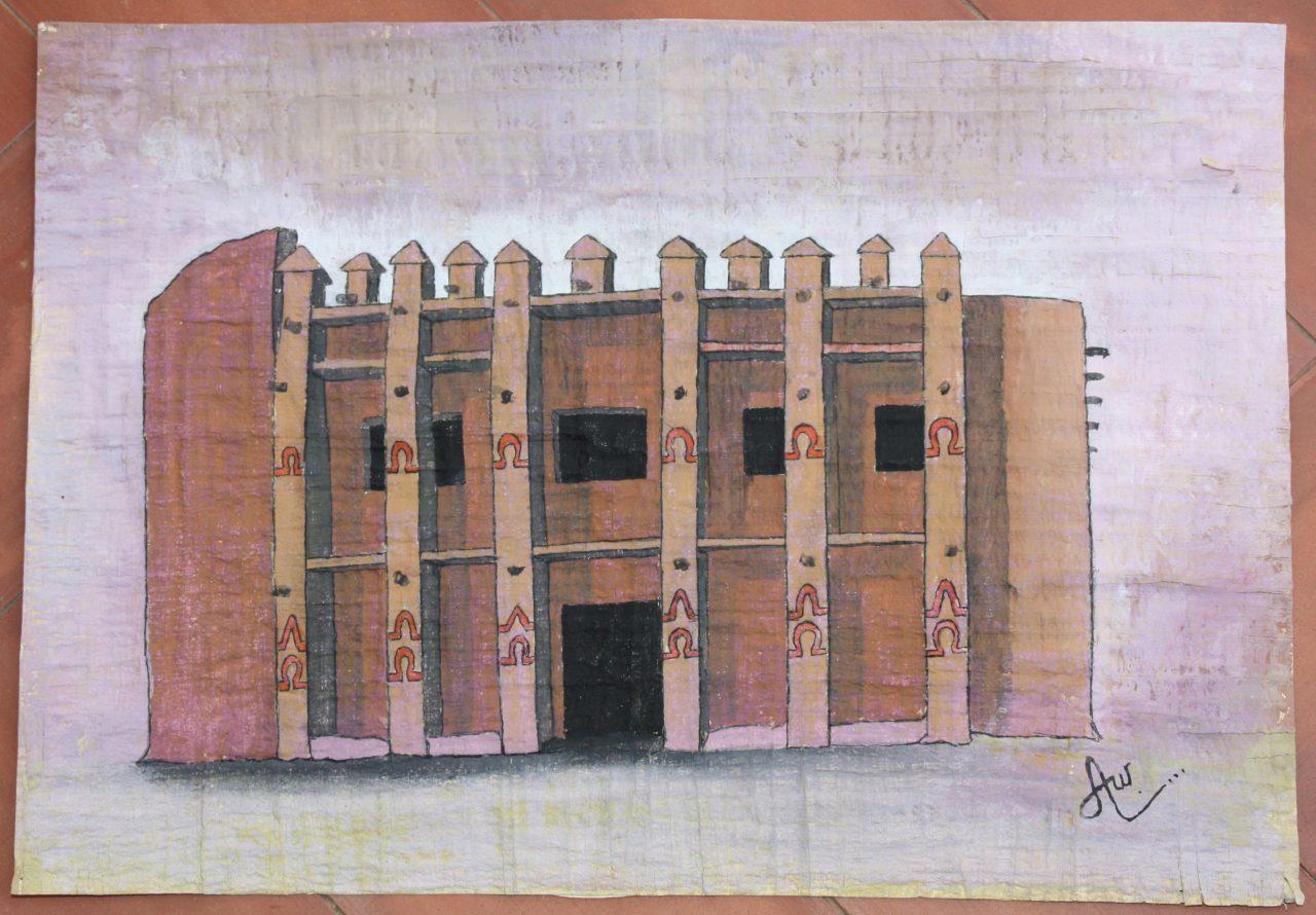 Maison Hal Puulaar – Ousmane Aw  2018