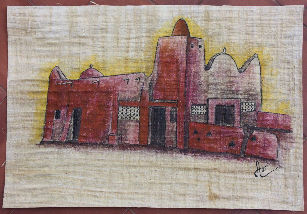 Mosquée de Donaye – Ousmane Aw  2018